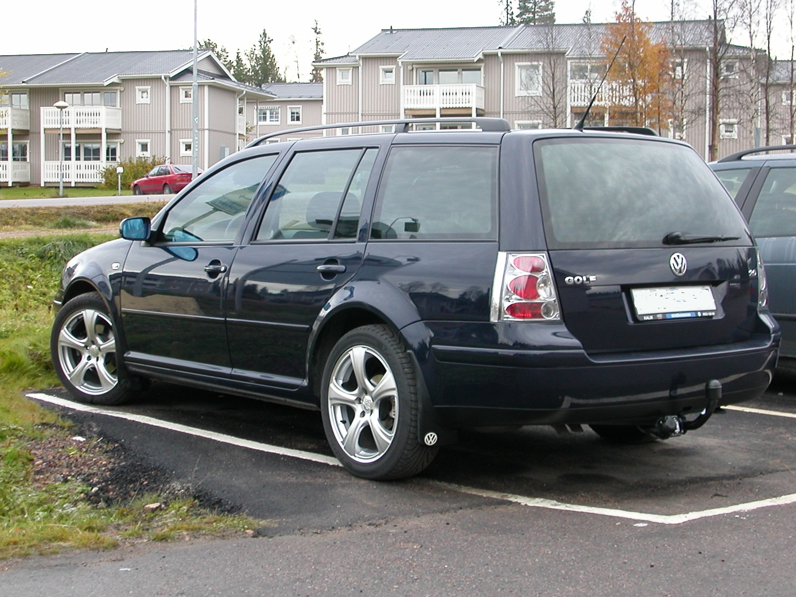 2001 Volkswagen Golf picture