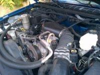 Picture of 2001 Chevrolet Blazer 2 Dr LS SUV, engine