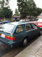Picture of 1993 Honda Accord EX Wagon, exterior