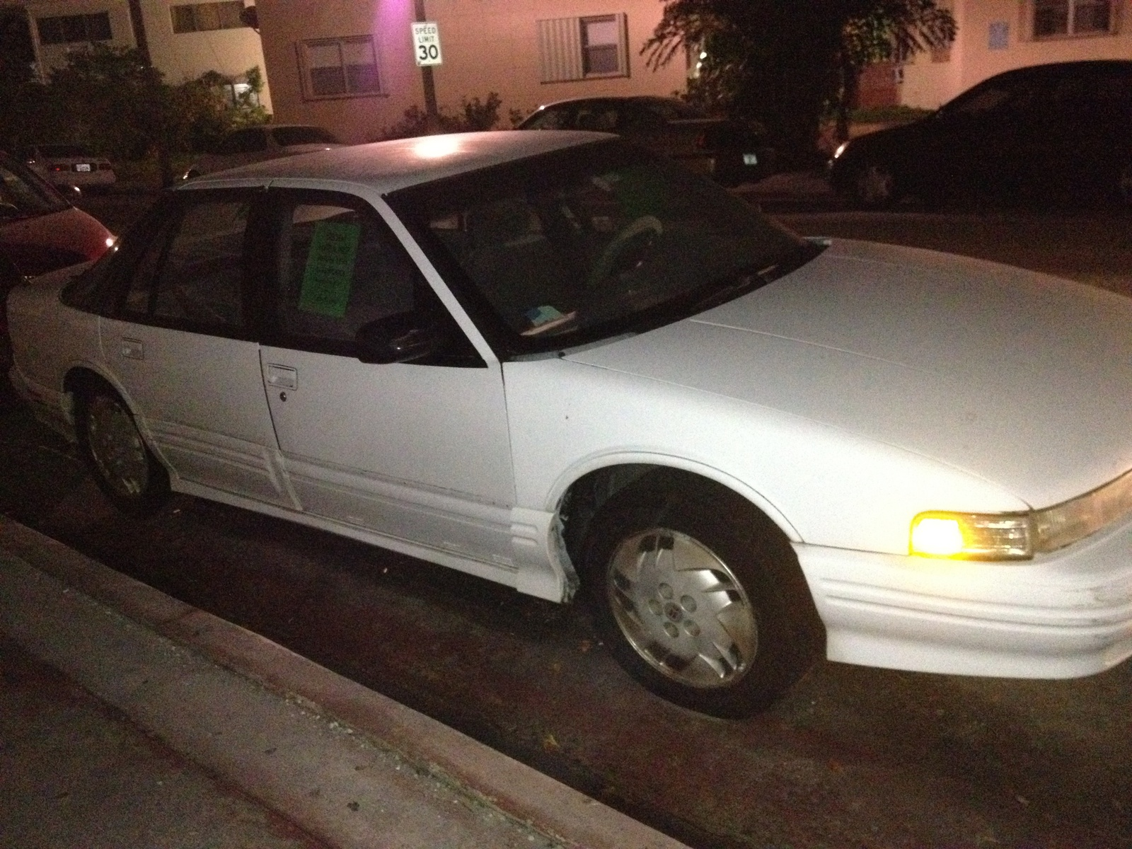 Picture of 1995 Oldsmobile Cutlass Supreme 4 Dr S Sedan