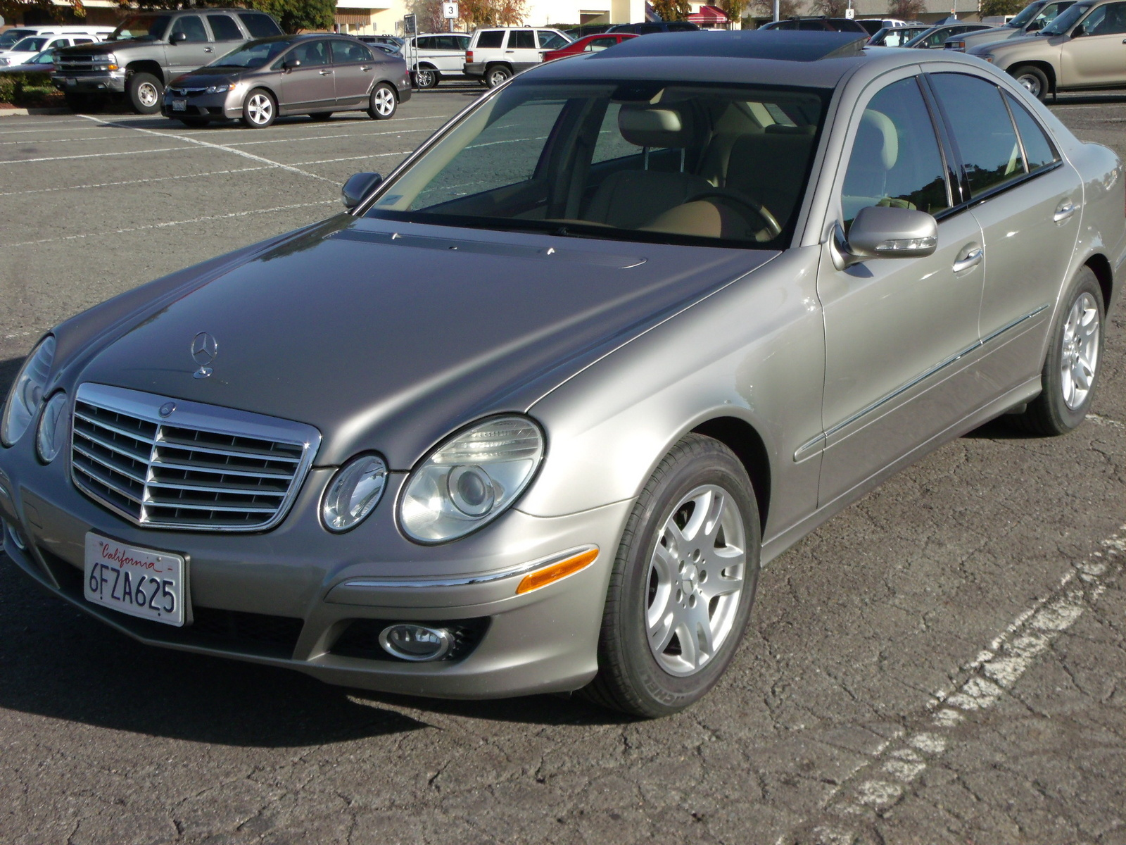 2007 mercedes benz e class pictures cargurus for Mercedes benz e320 bluetec