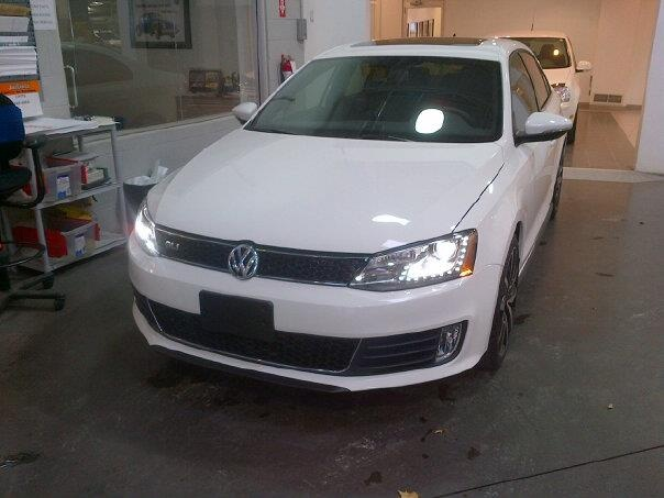 2013 Volkswagen Jetta GLI Autobahn w/ Nav, Delivery Day!, exterior, gallery_worthy