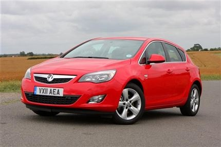 Picture of 2007 Vauxhall Astra