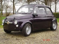 1971 Fiat 500 Overview