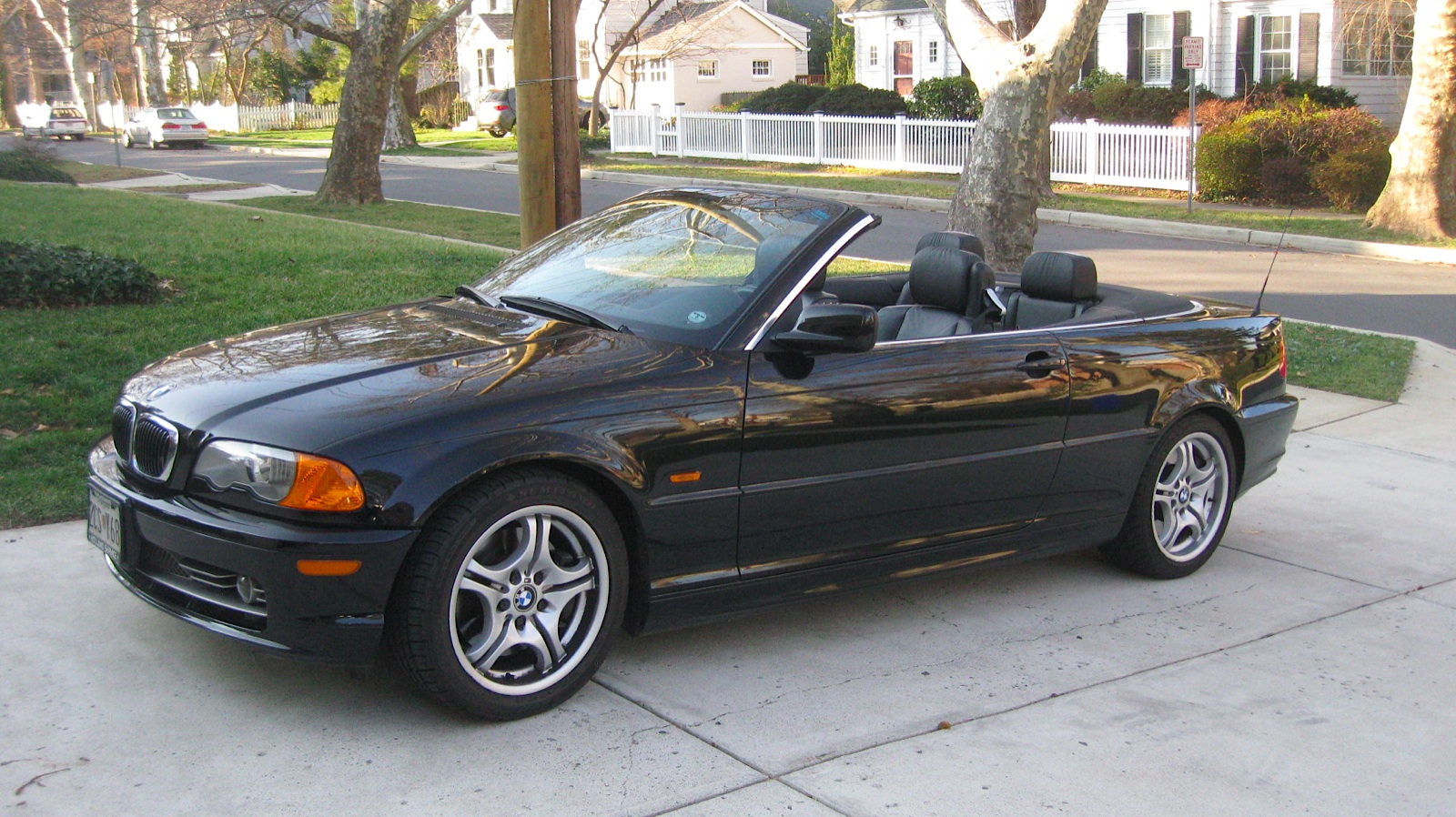Picture of 2001 BMW 3 Series 330Ci Convertible, exterior