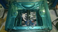 Picture of 1975 Ford Escort, engine