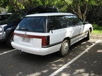 1989 Subaru Liberty Overview