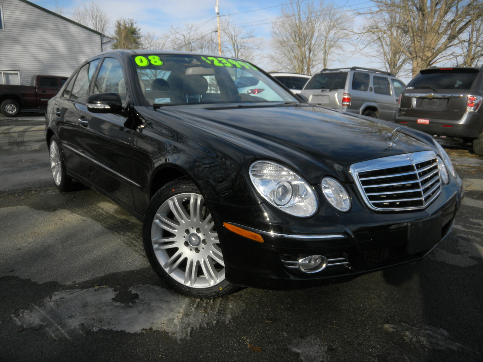 2008 Mercedes Benz E Class Pictures C10410 pi36135787 on 2014 mercedes benz e350 wagon