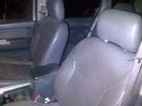 Picture of 2003 Nissan Xterra SE 4WD, interior