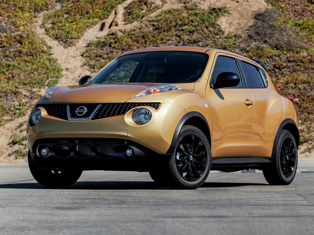 2013 Nissan Juke, Front-quarter view, exterior, manufacturer, gallery_worthy