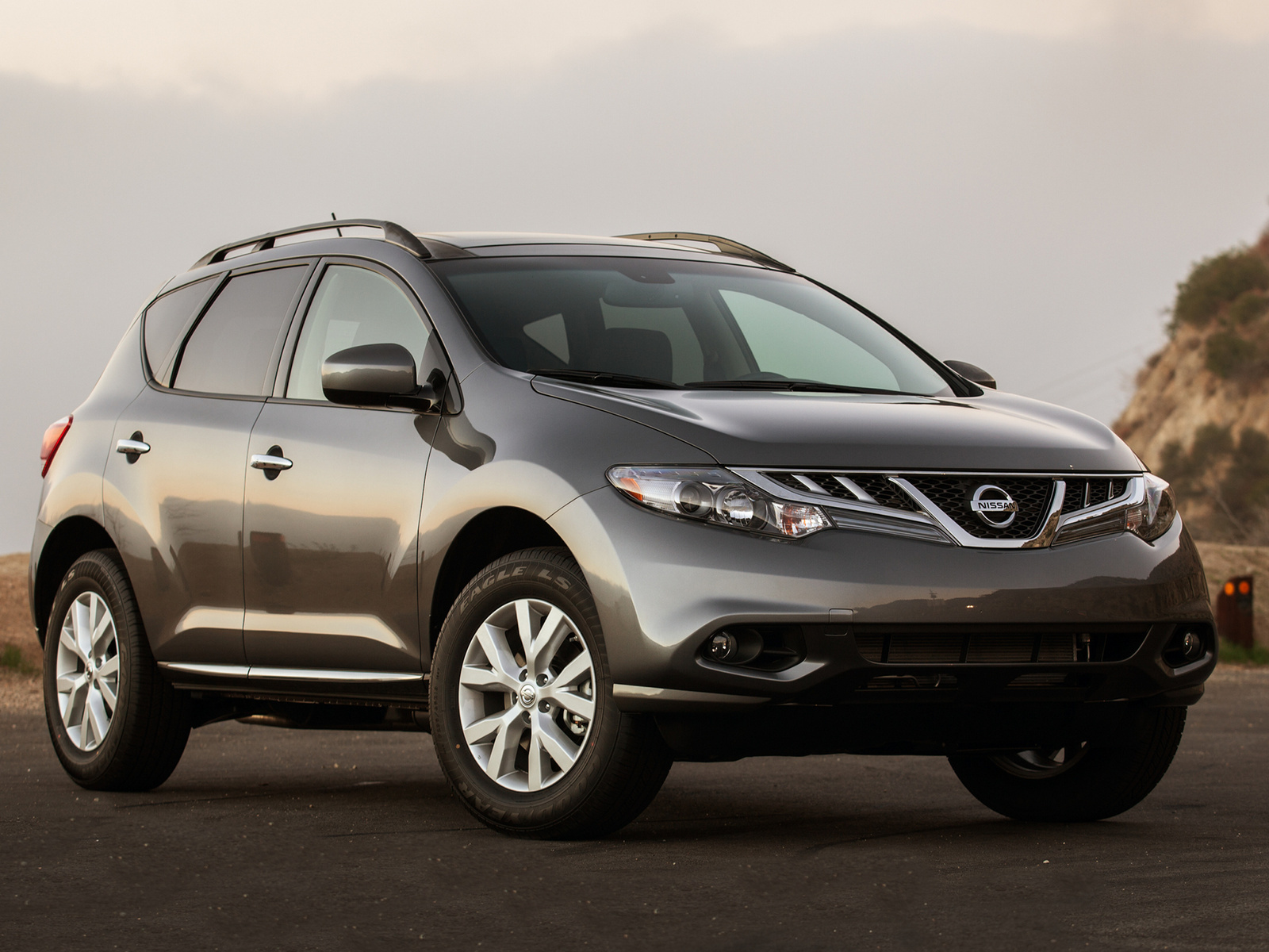 2013 nissan murano - overview