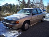 1992 Plymouth Acclaim Overview