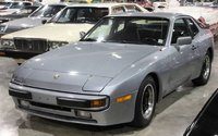 1984 Porsche 944 STD Hatchback, 1984 Porsche 944 similar to the car I owned., exterior