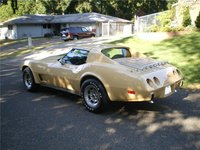 1977 Chevrolet Corvette Coupe similar to the one I owned., exterior