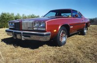 1976 Oldsmobile Cutlass same color and similar to the one I owned., exterior
