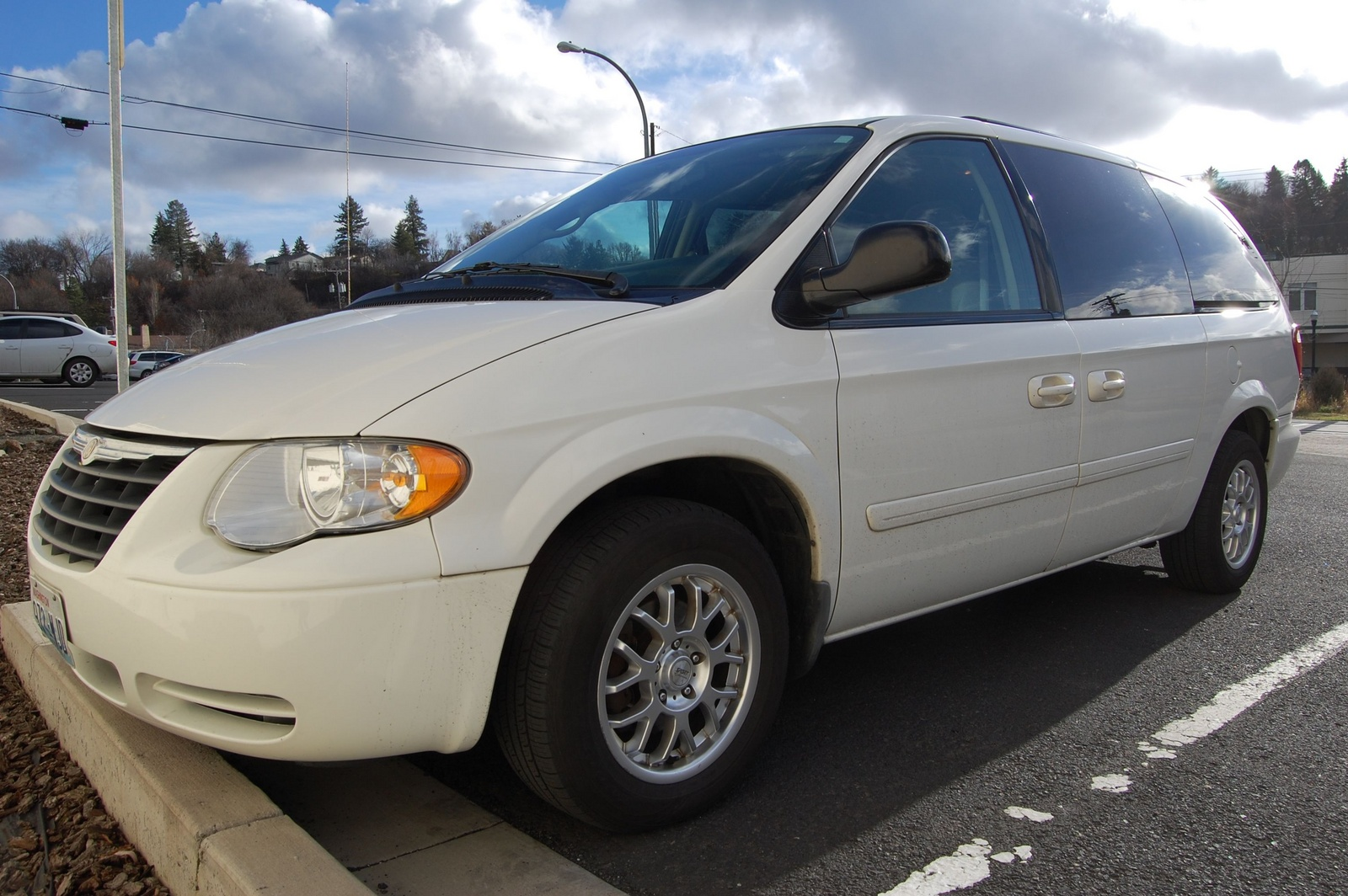 picture of 2006 chrysler town country lx exterior. Cars Review. Best American Auto & Cars Review