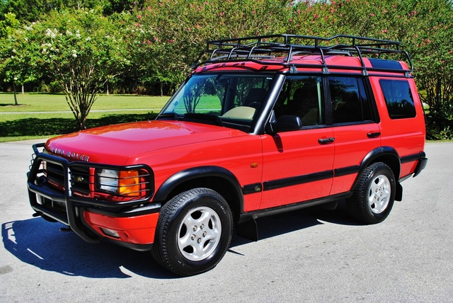 Picture of 1999 Land Rover Discovery Series II AWD, exterior, gallery_worthy