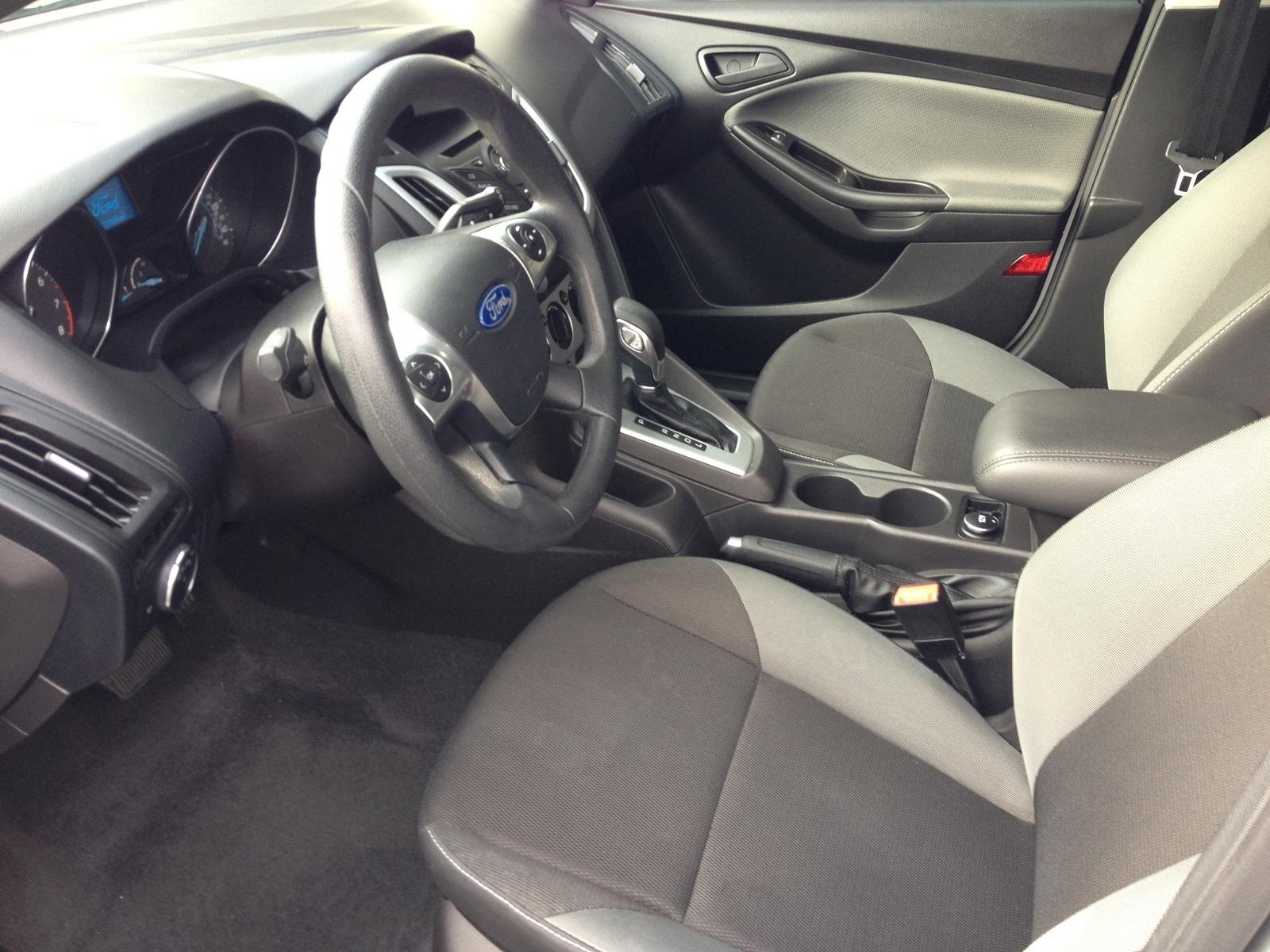 Ford Focus Interior 2005