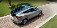 2013 Acura ZDX, top view full, manufacturer, exterior