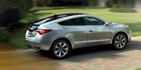 2013 Acura ZDX, right side view, exterior, manufacturer
