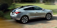 2013 Acura ZDX, right side view, manufacturer, exterior