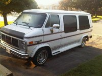 1991 GMC Vandura Overview