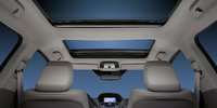2013 Acura ZDX, sunroof front and rear, interior, manufacturer