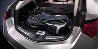 2013 Acura ZDX, rear storage, manufacturer, interior