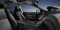 2013 Acura ZDX, front drivers side view, interior, manufacturer