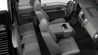 2013 Ford F-350 Super Duty, Front and Back Seat., interior, manufacturer