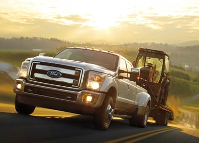 2013 Ford F-450 Super Duty