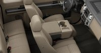 2013 Ford F-450 Super Duty, Front and back seat., interior, manufacturer