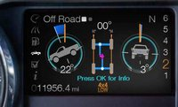 2013 Ford F-450 Super Duty, Instrument Gages., interior, manufacturer