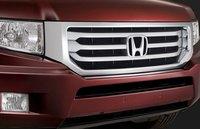 2013 Honda Ridgeline, Grill., exterior, manufacturer, gallery_worthy