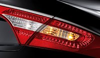 2013 Hyundai Azera, Tail Light., exterior, manufacturer