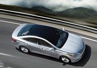 2013 Hyundai Azera, Aerial View., exterior, manufacturer