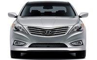 2013 Hyundai Azera, Front View., exterior, manufacturer