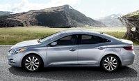 2013 Hyundai Azera, Side View., exterior, manufacturer