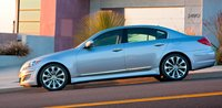 2013 Hyundai Genesis, Side View., exterior, manufacturer