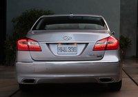 2013 Hyundai Genesis, Back View., exterior, manufacturer