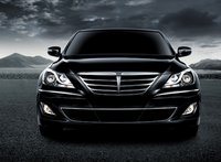 2013 Hyundai Genesis, Front View., exterior, manufacturer