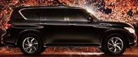 2013 INFINITI QX56, Side View., exterior, manufacturer