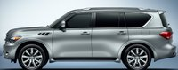 2013 Infiniti QX56, Side View., exterior, manufacturer
