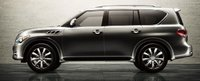 2013 Infiniti QX56, Side View., manufacturer, exterior