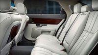 2013 Jaguar XJ-Series, Back quarter view., exterior, interior, manufacturer