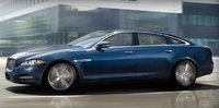 2013 Jaguar XJ-Series, Side View., manufacturer, exterior
