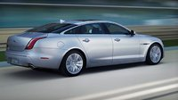 2013 Jaguar XJ-Series, Back quarter view., manufacturer, exterior