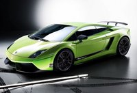 2013 Lamborghini Gallardo, Front quarter view copyright AOL Autos., exterior, manufacturer