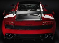 2013 Lamborghini Gallardo, Back View copyright AOL Autos., exterior, manufacturer