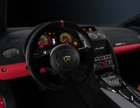 2013 Lamborghini Gallardo, Steering Wheel copyright AOL Autos., interior, manufacturer